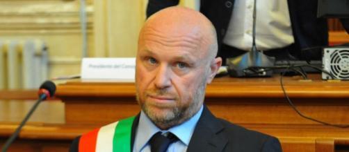 Il sindaco di Livorno Filippo Nogarin