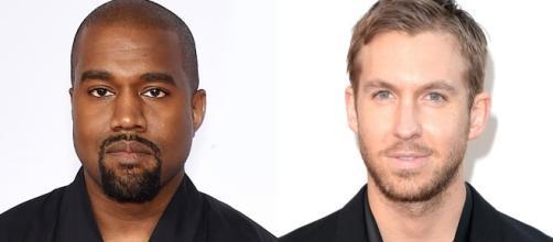 Kanye West y Calvin Harris harán música juntos - TKM United States - mundotkm.com