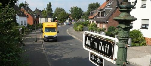 Los vecinos de Dusseldort no salen de su asombro