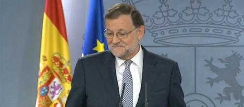 Mariano Rajoy acepta el encargo del rey