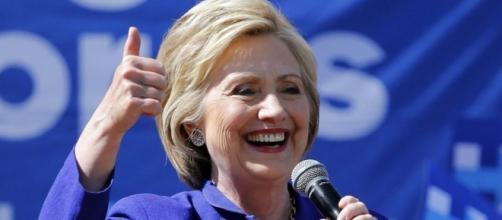 Usa, Hillary Clinton vince la nomination democratica: prima donna ... - ilmessaggero.it