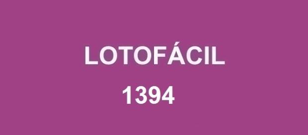 Acontece nessa sexta-feira (29) o sorteio da Lotofácil 1394