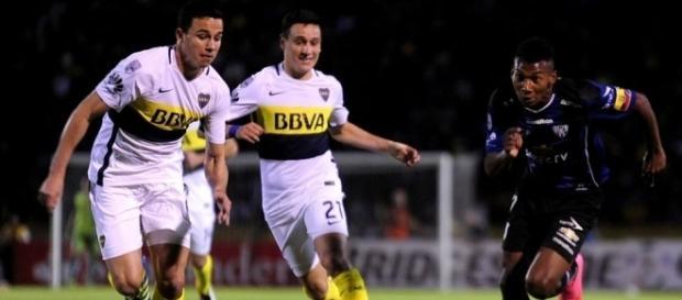 Campanha do Independente Dell Valle na Libertadores inspirou Flu a trazer jogadores do time equatoriano