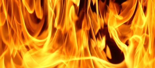 Delegação da austrália ficou assustada com o princípio de incêndio