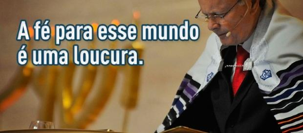 imagem do site do Bisbo Edir Macedo