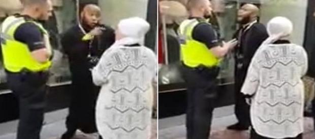 """Imamul i-a urlat polițistului """"Allahu Akbar""""!"""