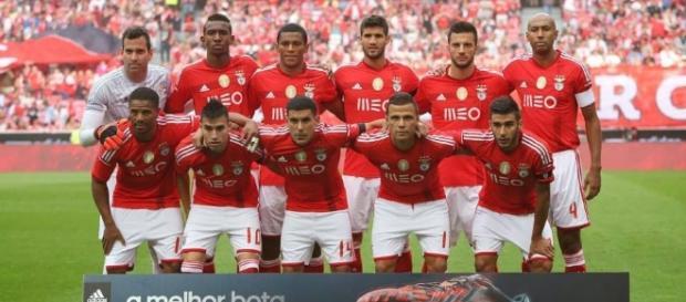 Benfica está a vender jogadores, mas o plantel continua forte