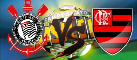 Flamengo prepara-se para enfrentar o Corinthians