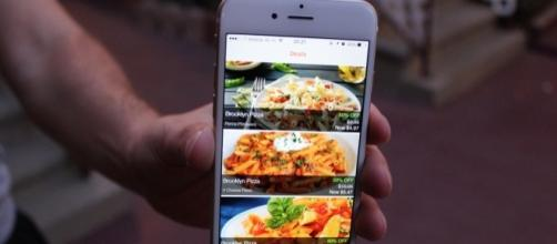 FoodPerk is available for iOS right now, with Android soon to follow/Photo via A. Rita Guerra
