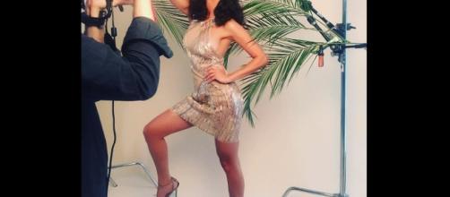 Lapo Elkann innamorato di Shermine Shahrivar, 33 anni, modella tedesca di origini mediorientali