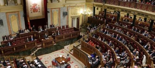 Mariano Rajoy comparece en el Congreso de los Diputados