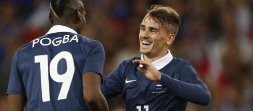 Mundial de Brasil: Francia se agarra al enfant Griezmann para ... - elconfidencial.com