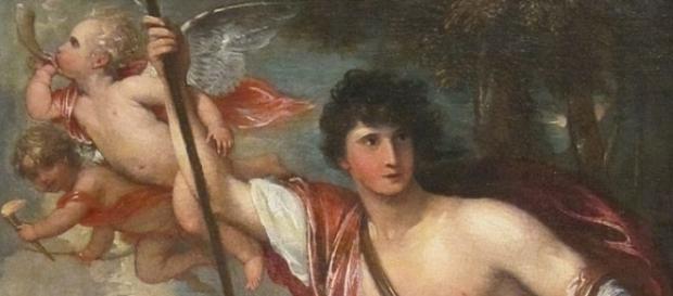 Adonis, mitológico ideal de beleza masculina