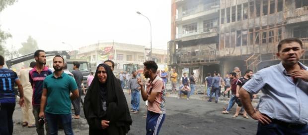 Al menos 165 muertos y 200 heridos en un atentado en Irak Noticias ... - lainformacion.com