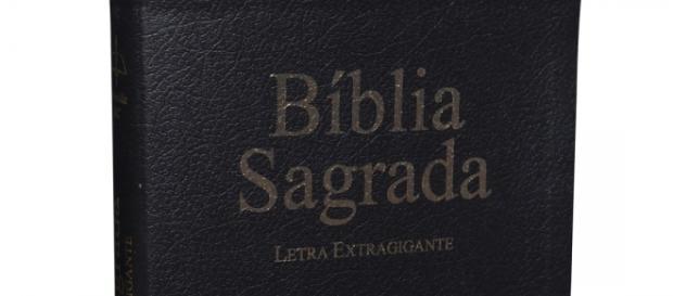 Biblia sagrada | Foto divulgação