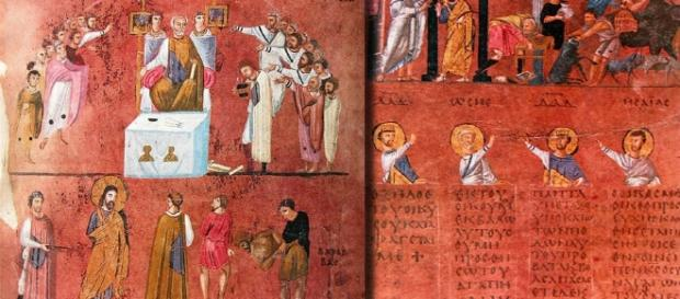 Codex Rossanensis   Restauro - artsblog.it