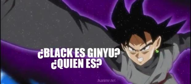 Imagen de Black Goku en el capitulo 50