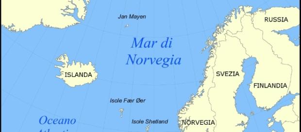 In Norvegia, i pilastri dell'economia sono pesce, gas e petrolio.