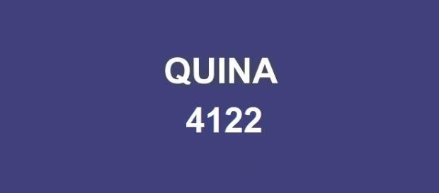 Resultado da Quina 4122 será divulgado nessa segunda-feira