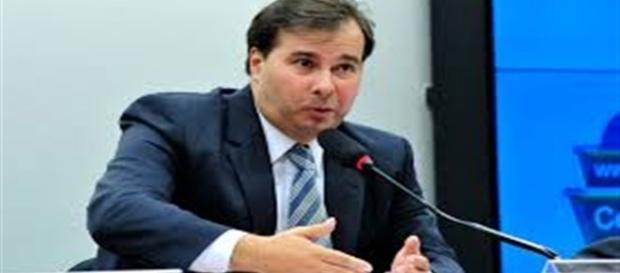 Rodrigo Maia é o novo presidente da Câmara dos Deputados