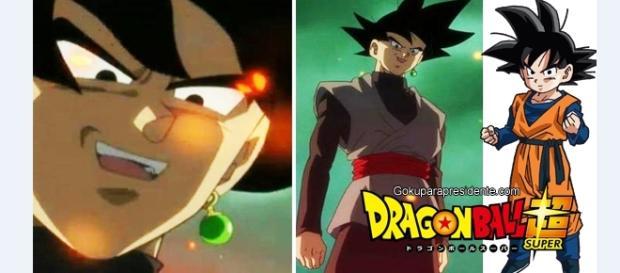 Ya no es Black Goku, desde ahora podemos llamarlo Black Goten