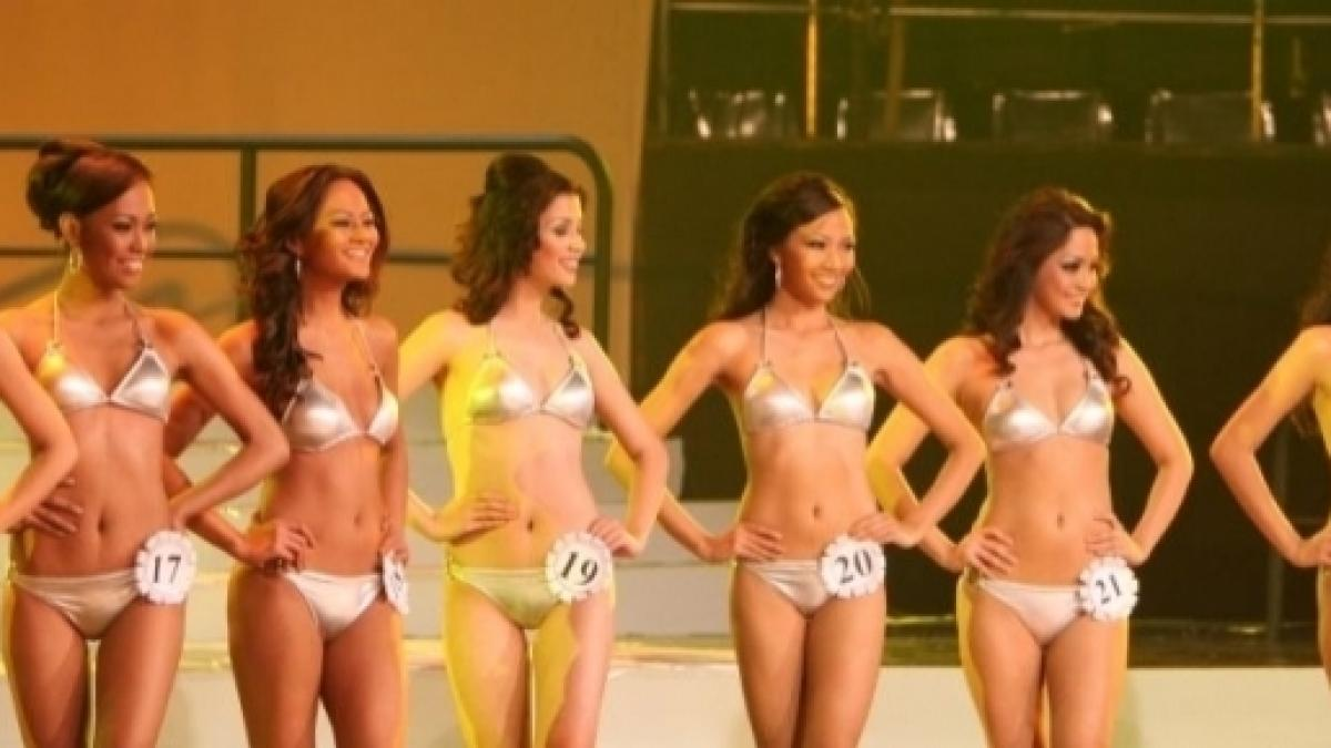 Naked Miss Contest