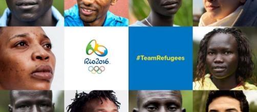 """Ecco chi sono gli atleti del team """"refugiati"""""""