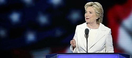 Hillary Clinton acepta la nominación a la presidencia de EEUU por los democratas - martinoticias.com