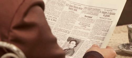 Il Segreto, anticipazioni: Franciasca truffatrice, scandalo da prima pagina
