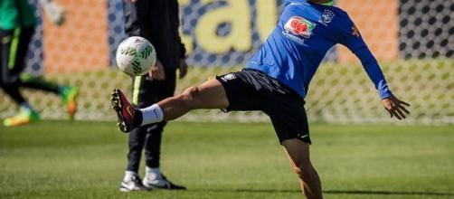 Neymar será o capitão da Seleção Brasileira nas Olimpíadas Rio 2016.
