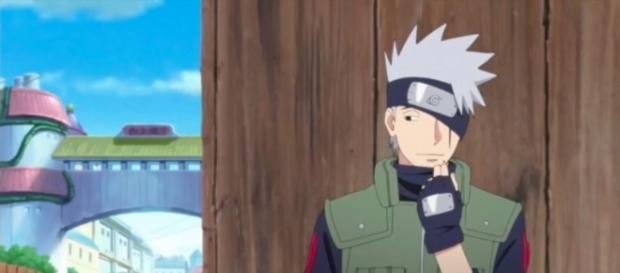 Kakashi's face reveal/Image: YouTube