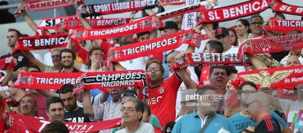 O Benfica defronta o Lyon no seu último jogo de pré-temporada