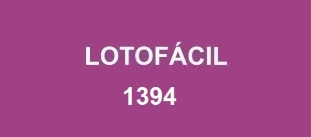 Resultado da Lotofácil 1394 divulgado no Caminhão da Sorte