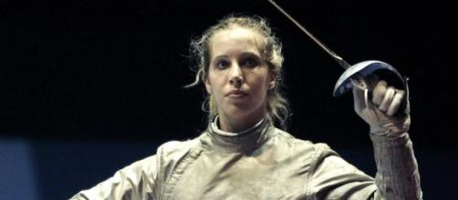 Fencer Mariel Zagunis Will Carry U.S. Flag In Opening Ceremony ... - npr.org