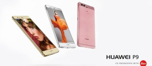 Huawei P9, P9 Lite e P9 Plus: migliori offerte e sconti a domenica 31 luglio 2016