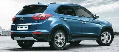 Hyundai Creta: il nuovo crossover arriva in Russia