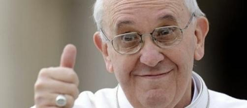 Papa Francesco alla giornata mondiale della gioventù