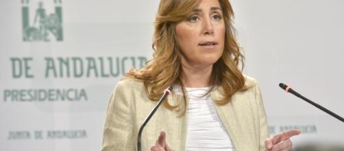 Susana Díaz, política del PSOE