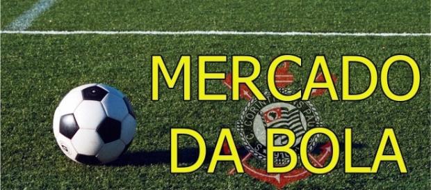 Corinthians continua esquentando mercado da bola.