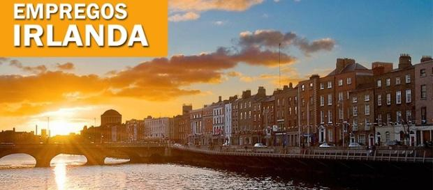 Vagas de emprego na Irlanda para TI