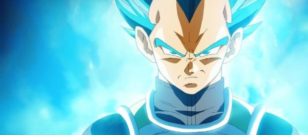 Vegeta, será el encargado de entrenar a su hijo Trunks