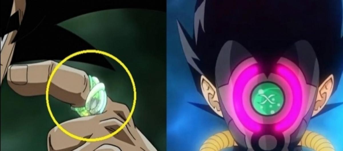 Dbs Qué Significa El Símbolo Que Aparece En El Anillo De Black