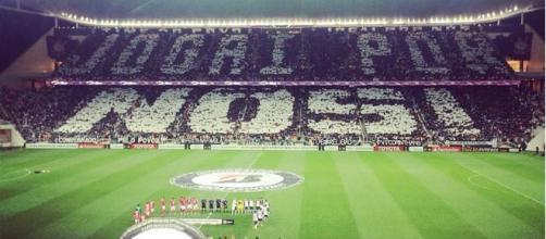 A Arena Corinthians tem recebido excelente público em todos os jogos