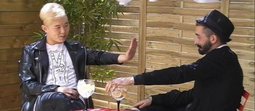 Aritz y Han la lían en el especial de 'First Dates'