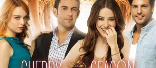 Cherry Season - La stagione Del Cuore - EasySoap - easysoap.it