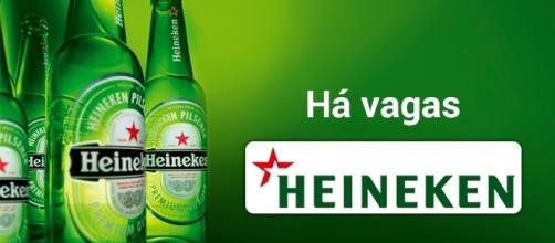 Heineken está contratando em vários países - Foto: Reprodução Retaildetail