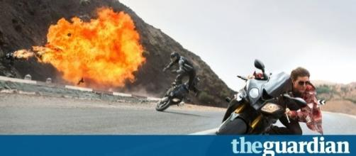 Mission: Impossible - Rogue Nation review: Tom Cruise just won't ... - theguardian.com