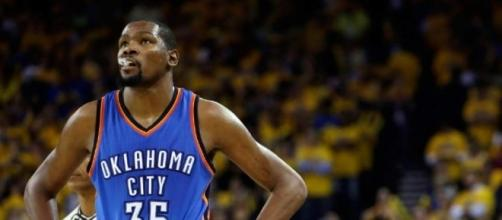 NBA: Kevin Durant leaving OKC, heading to Golden State | The Salt ... - sltrib.com