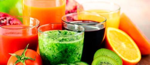 Zumos naturales de fruta para el verano | Recetags.com - recetags.com