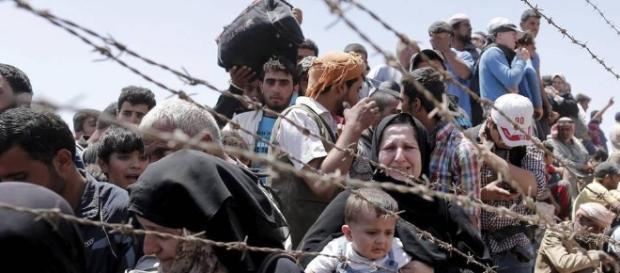 3000 sirios vendrán a la Argentina
